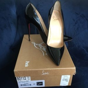 So Kate 120 Christian Louboutin Heels size 40